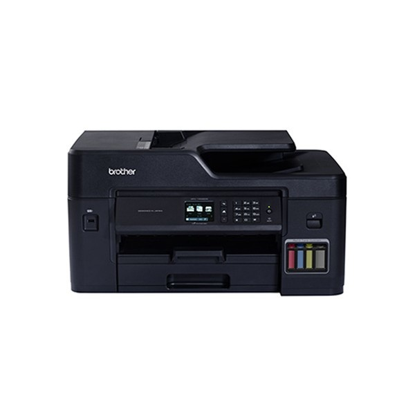 Multifuncional Brother MFC-T4500DW, Color, Inyección, Inalámbrico, Print/Scan/Copy/Fax