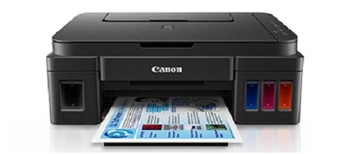 Multifuncional Canon PIXMA G3100, Color, Tinta Continua, Inalámbrico, Print/Scan/Copy
