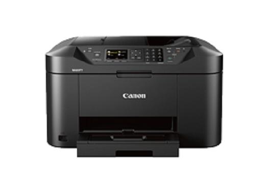 Multifuncional Canon MAXIFY MB2110, Color, Inyección, Inalámbrico, Print/Scan/Copy/Fax