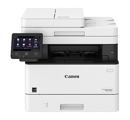 Multifuncional Canon ImageCLASS MF445DW, Blanco y Negro, Láser, Print/Scan/Copy/Fax
