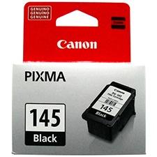Cartucho Canon PG-145 Negro 8ml, 180 Páginas