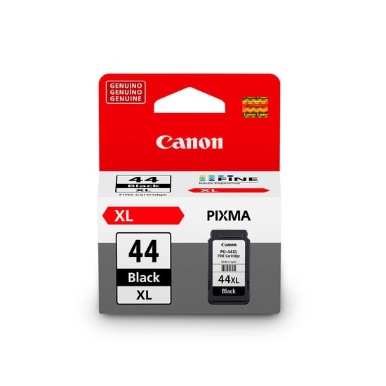 Cartucho Canon PG-44XL Negro, 15ml