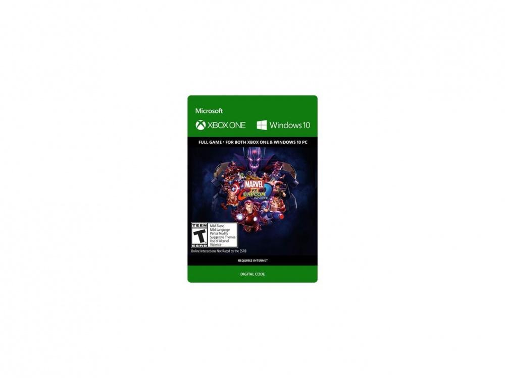 Marvel vs Capcom: Infinite Standard Edition, Xbox One ― Producto Digital Descargable