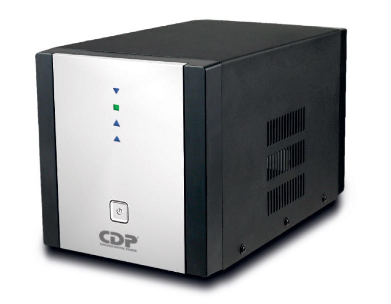 CDP Regulador R-AVR2408, 1800W, 2400VA, 8 Contactos