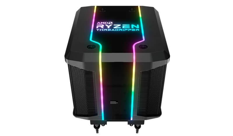 Disipador CPU Cooler Master Wraith Ripper, 120mm, 2750RPM, Negro