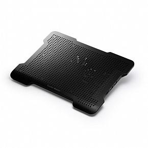 Cooler Master NotePal X-Lite II para Laptops 15.6'', con 1 Ventilador de 1400RPM, Negro