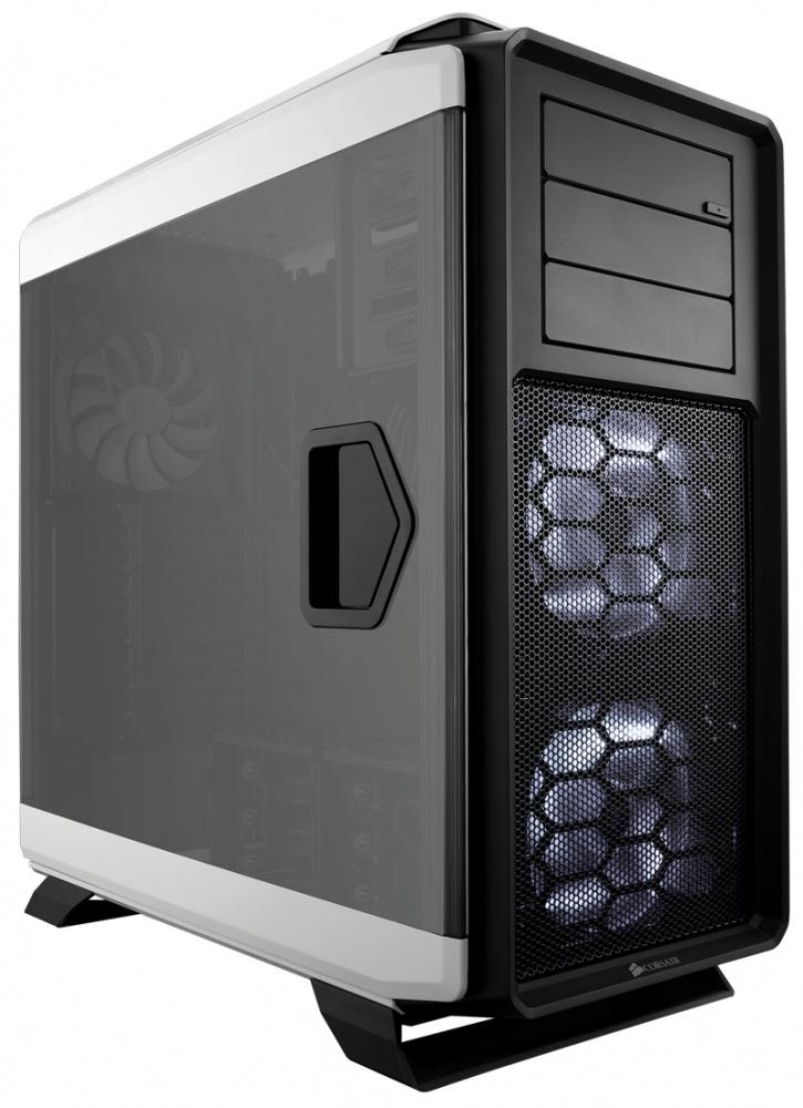 Gabinete Corsair 760T Graphite Series, Full-Tower, ATX/EATX/micro-ATX/mini-iTX/XL-ATX, 2x USB 2.0, 2x USB 3.0, sin Fuente, Blanco