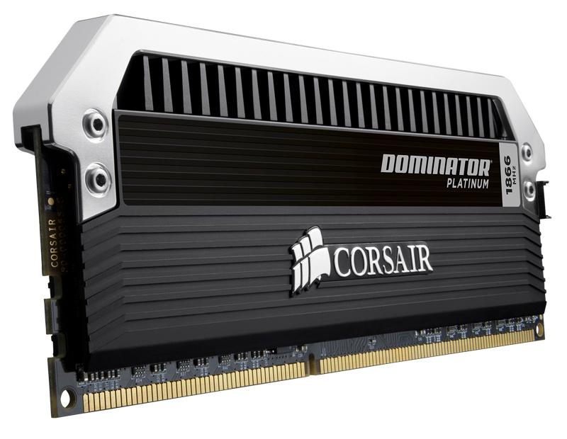 Memoria RAM Corsair DDR3 Dominator Platinum, 1866MHz, 16GB, Non-ECC, CL9