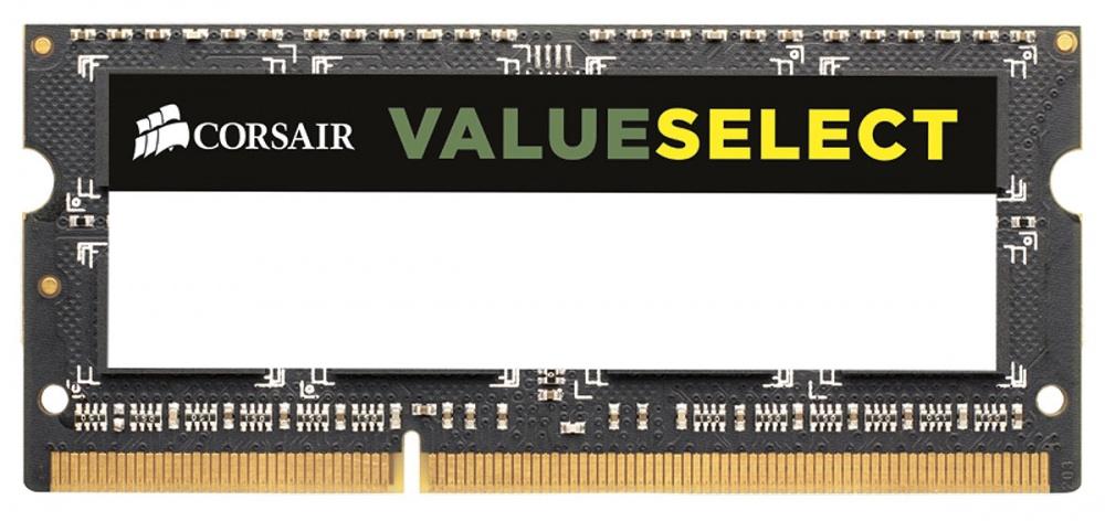 Memoria RAM Corsair DDR3, 1600MHz, 8GB, Non-ECC, CL11, SO-DIMM