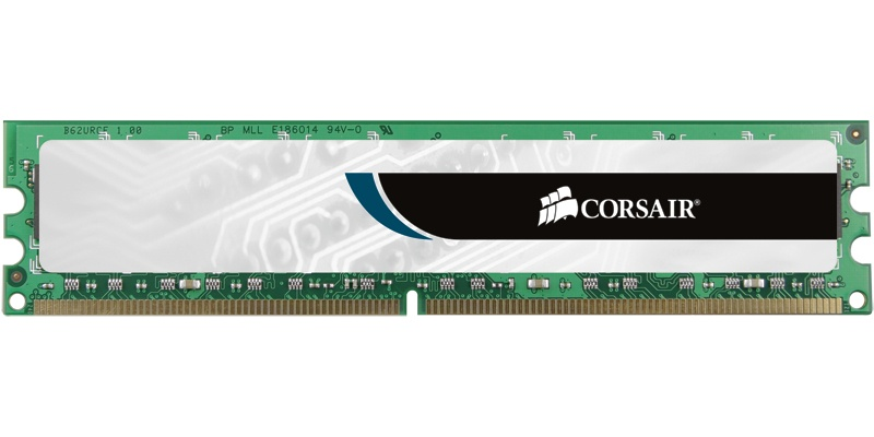 Memoria RAM Corsair DDR, 400MHz, 1GB VS1GB400C3