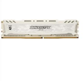 Memoria RAM Crucial Ballistix Sport LT White DDR4, 2666MHz, 4GB, Non-ECC, CL16