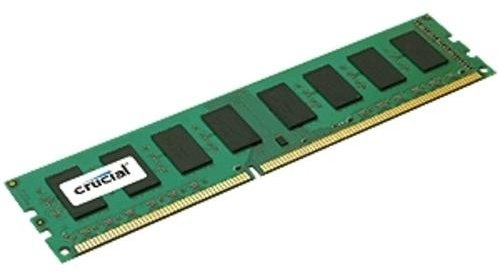 Memoria RAM Crucial CT204864BD160B DDR3L, 1600MHz, 16GB, Non-ECC, CL11