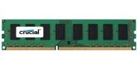 Memoria RAM Crucial CT25664BD160B DDR3, 1600MHz, 2GB, Non-ECC, CL11