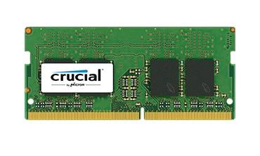 Memoria RAM Crucial DDR4, 2133MHz, 4GB, Non-ECC, CL15, SO-DIMM