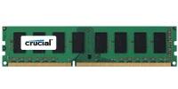 Memoria RAM Crucial PC3-12800 DDR3, 1600MHz, 4GB, Non-ECC, CL11