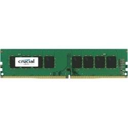 Memoria RAM Crucial DDR4, 2400MHz, 8GB, Non-ECC, CL17
