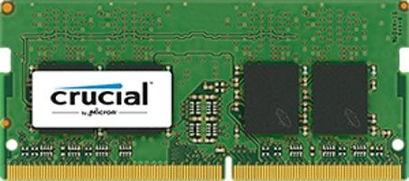 Memoria RAM Crucial CT8G4SFS824A DDR4, 2400MHz, 8GB, Non-ECC, CL17, SO-DIMM