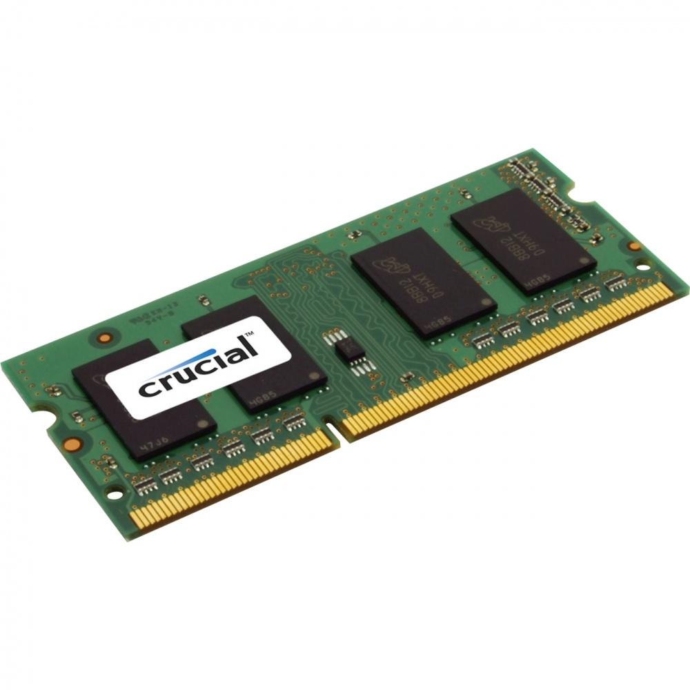 Memoria RAM Crucial CT25664BF160BJ DDR3, 1600MHz, 2GB, Non-ECC, CL11
