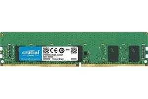 Memoria RAM Crucial CT8G4RFS8293 DDR4, 2933MHz, 8GB, ECC, CL21