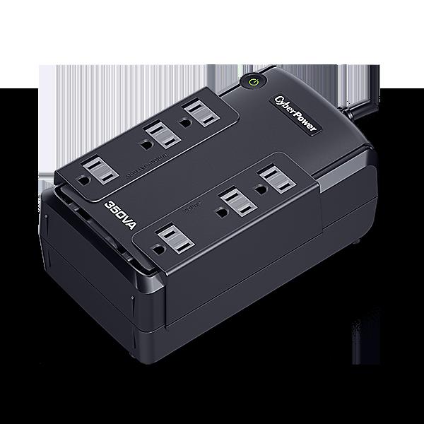 No Break CyberPower CP350SLG, 255W, 350VA, Entrada 96-140V, Salida 120V