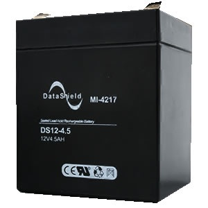 DataShield Batería de Reemplazo MI4217, 12V, 4.5Ah