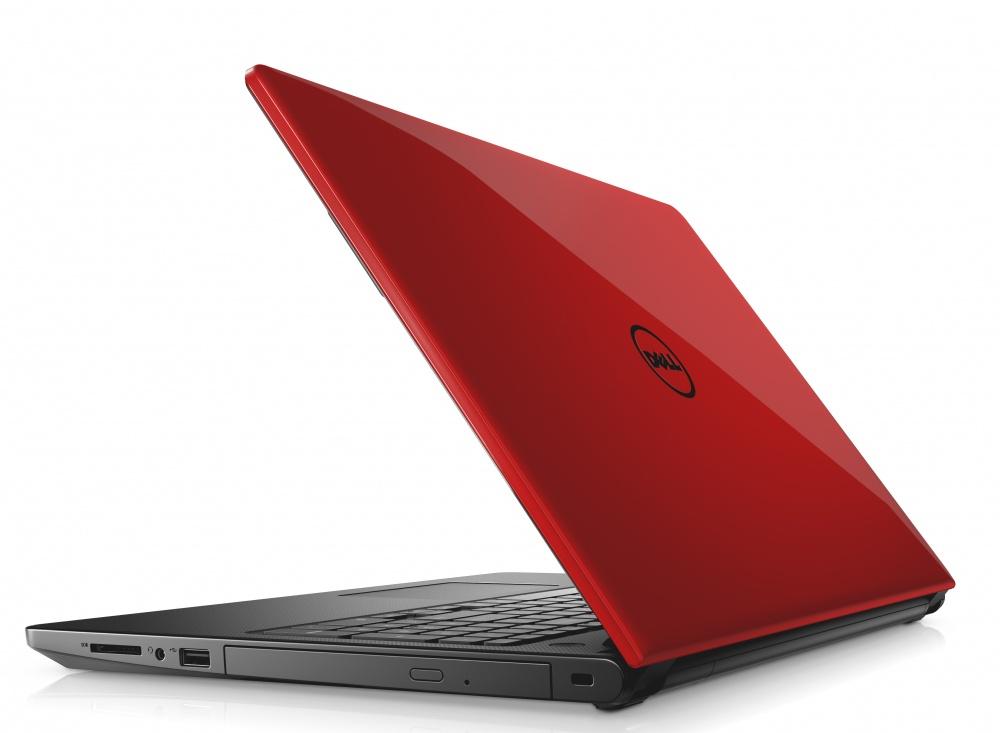 Laptop Dell Inspiron 3567 15.6'' HD, Intel Core i3-7020U 2.30GHz, 8GB, 1TB, Windows 10 Home 64-bit, Rojo