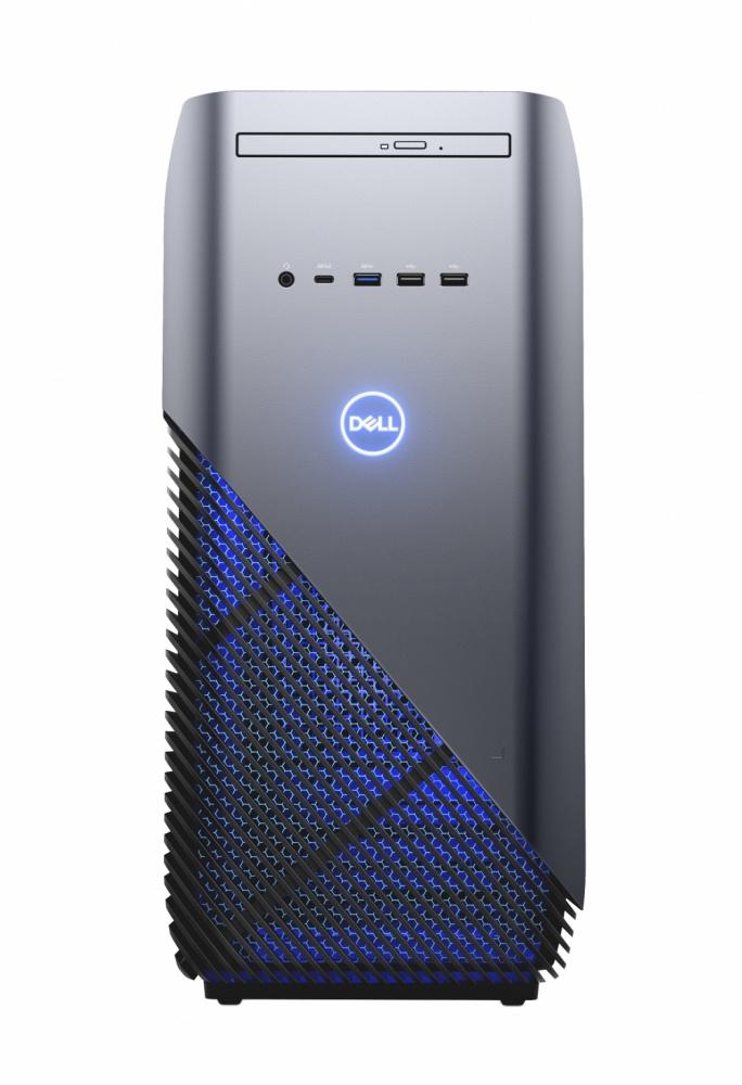 Computadora Gamer Dell Inspiron 5680, Intel Core i5-8400 2.80GHz, 8GB, 1TB, NVIDIA GeForce GTX1060, Windows 10 Home 64-bit