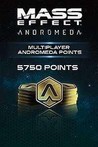 Mass Effect: Andromeda, 5750 Puntos, Xbox One ― Producto Digital Descargable