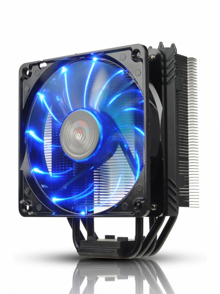 Disipador CPU Enermax ETS-T40Fit, 120mm, 1800RPM
