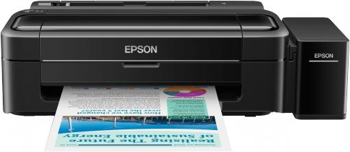 Epson EcoTank L310, Color, Inyección, Tanque de Tinta, Print ― ¡Compra y recibe $140 pesos de saldo para tu siguiente pedido!