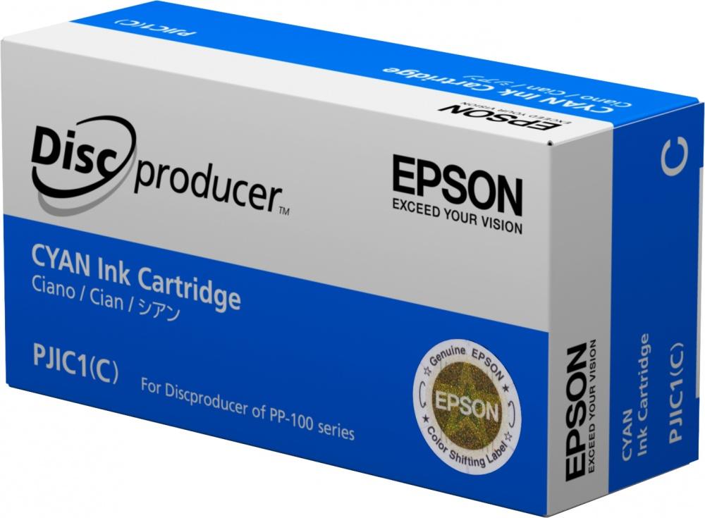 Epson Cartucho C13S020447 Cyan