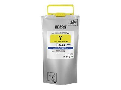 Bolsa de Tinta Epson T974 Amarillo, 84.000 Páginas