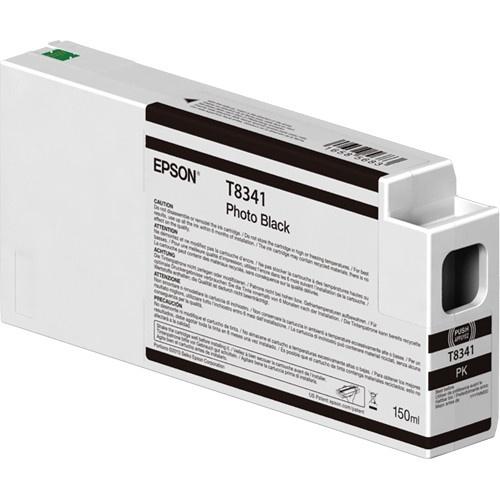 Cartucho Epson UltraChrome HDX T834100 Negro Fotográfico 150ml
