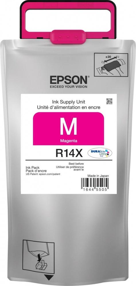 Bolsa de Tinta Epson R14X Magenta
