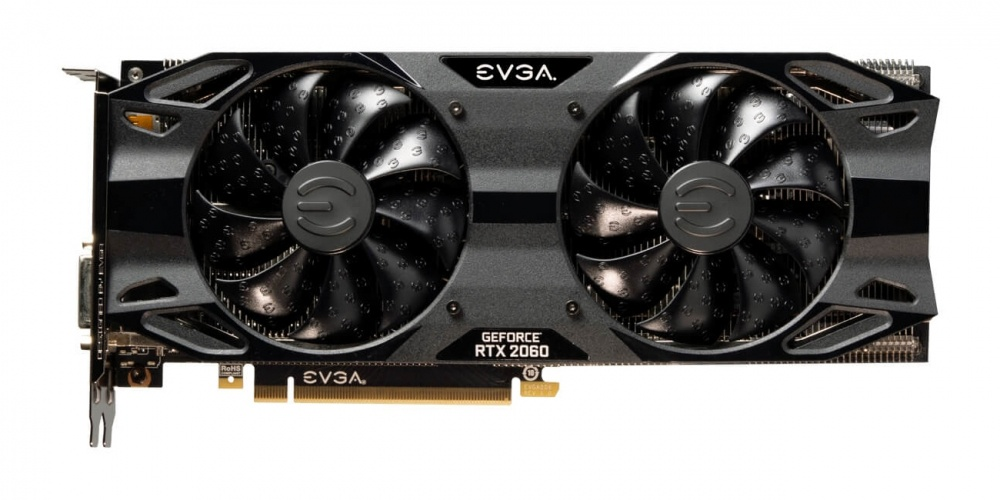 Tarjeta de Video EVGA NVIDIA GeForce RTX 2060, 6GB 192-bit GDDR6, PCI Express 3.0 - ¡Compra y recibe un juego GRATIS! (a elegir entre Metro Exodus o Battlefield V o Anthem)