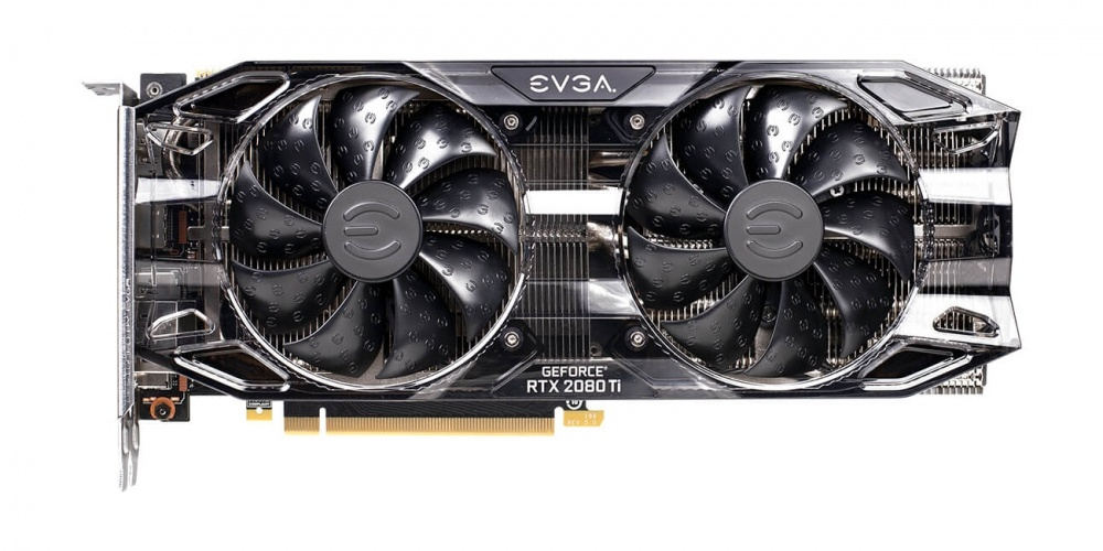 Tarjeta de Video EVGA NVIDIA GeForce RTX 2080 Ti Black Edition Gaming, 11GB 352-bit GDDR6, PCI Express 3.0