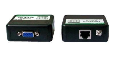 Folksafe Extensor VGA por Cable UTP Cat5e/6, 50 Metros