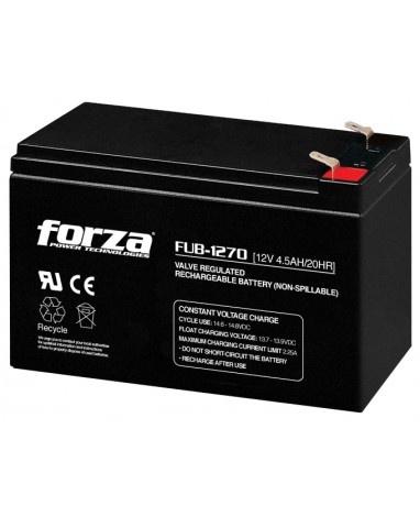 Forza Power Technologies Batería de Reemplazo para UPS FUB-1270, 12V, 7000mAh