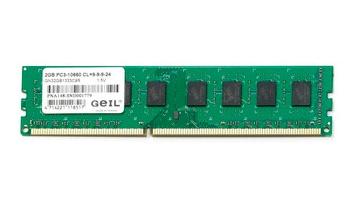 Memoria RAM Geil DDR3, 1333MHz, 2GB, CL9