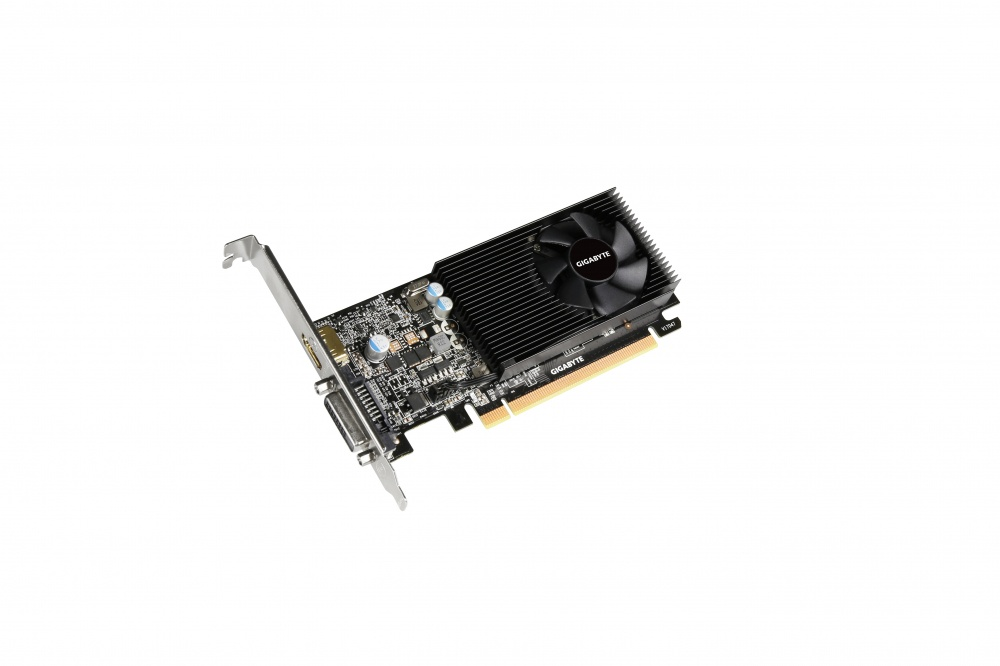Tarjeta de Video Gigabyte NVIDIA GeForce GT 1030, 2GB 64-bit GDDR5, PCI Express x16 3.0