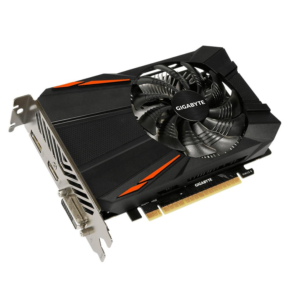 Tarjeta de Video Gigabyte NVIDIA GeForce GTX 1050 Ti, 4GB 128-bit GDDR5, PCI Express x16 3.0