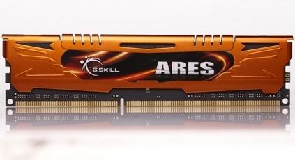 Memoria RAM G.Skill Ares Orange DDR3, 1600MHz, 8GB, CL10, Non-ECC