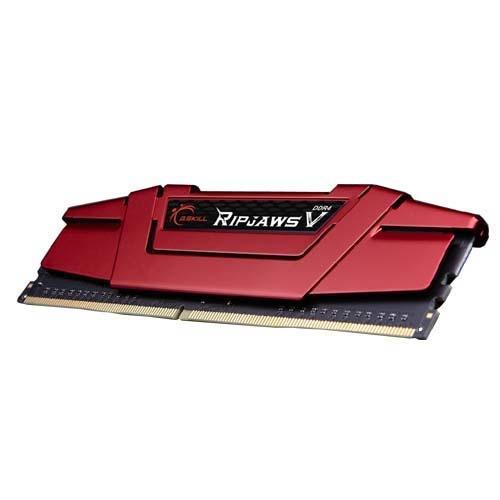 Memoria RAM G.Skill DDR4 Ripjaws5 Red, 2800MHz, 16GB, Non-ECC, CL15