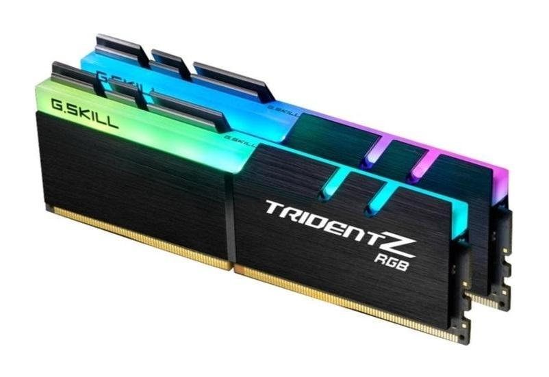 Kit Memoria RAM G.Skill Trident Z RGB DDR4, 3000MHz, 16GB (2 x 8GB), Non-ECC, CL16, XMP, 1.35v
