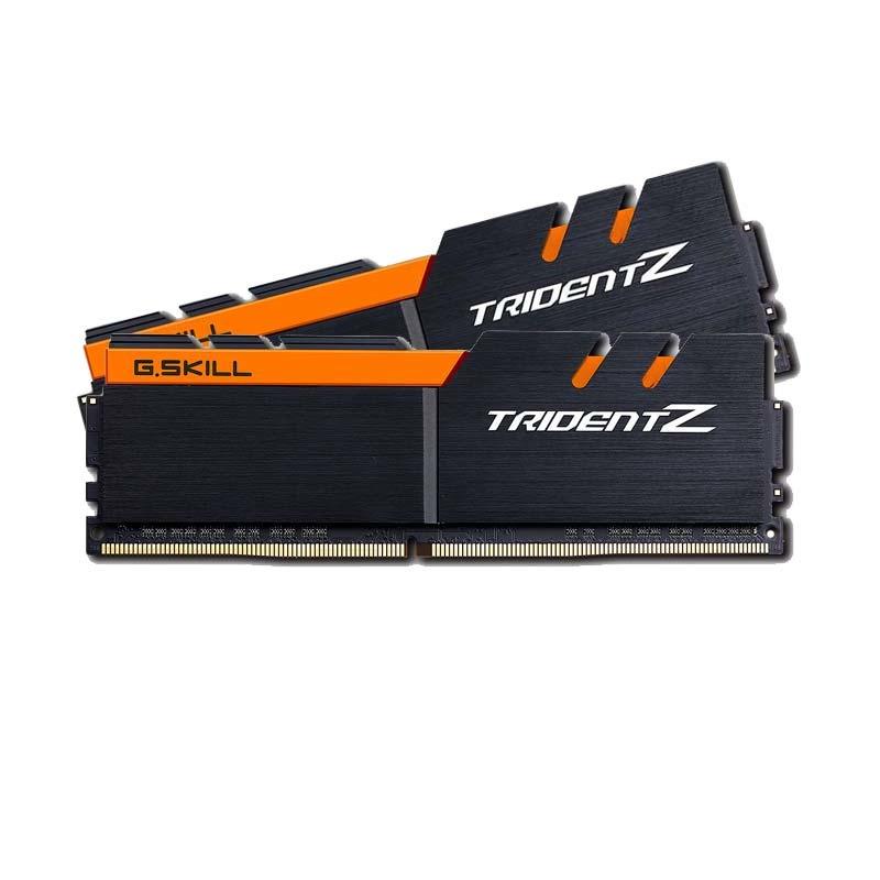 Memoria RAM G.Skill DDR4 TridentZ, 3200MHz, 16GB (2 x 8GB), Non-ECC, CL16