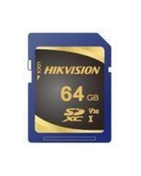 Memoria Flash Hikvision HS-SD-P10STD, 64GB SDXC Clase 10 - para Videovigilancia