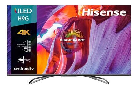 "Hisense Smart TV LED 55H9G 55"", 4K Ultra HD, Widescreen, Negro"