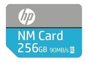 Memoria Flash HP NM100, 256GB MicroSD UHS-III Clase 10