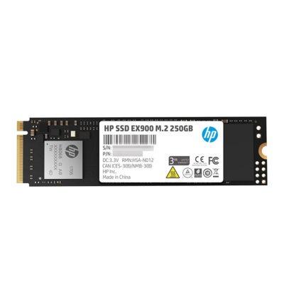SSD HP EX900, 250GB, PCI Express 3.0, M.2