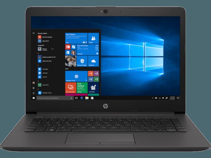 "Laptop HP 240 G7 14"" HD, Intel Core i3-7020U 2.30GHz, 4GB, 500GB, Windows 10 Home 64-bit, Negro"